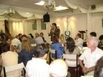 El Lic. Matías Lobos lideró el desarrollo del Taller