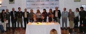 Junta de Gobierno de Unión por Todos Vicente López (fotos ARVO  REC)