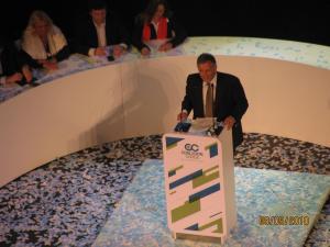 Lic. Luis Parodi, Candidato a Intendente de Vicente López por la Coalición Cívica