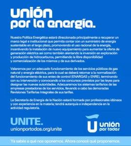 Union por la Energia
