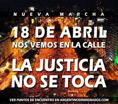 18A Justicia no se toca